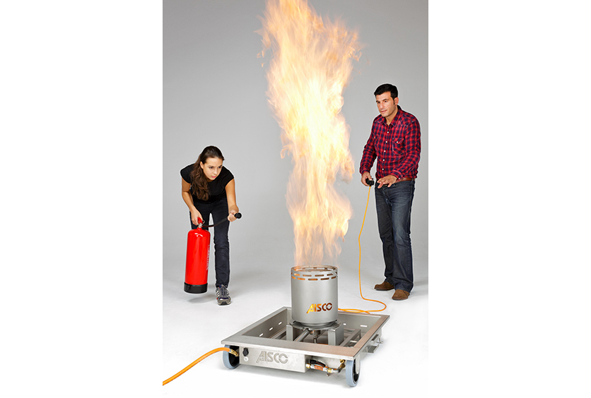 AISCO Fire Trainer