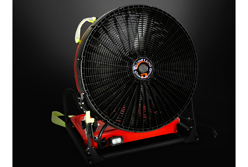 Blowhard Commando Battery Fan