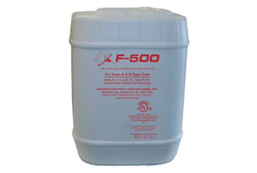 F-500 Multi-Purpose Fire Suppression Agent