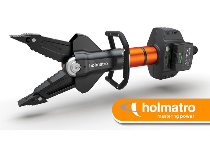 Holmatro Hydraulic Rescue Equipment