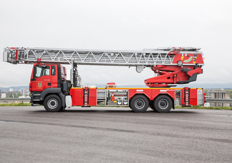 Aerial Ledder Fire Fighting Vehicles