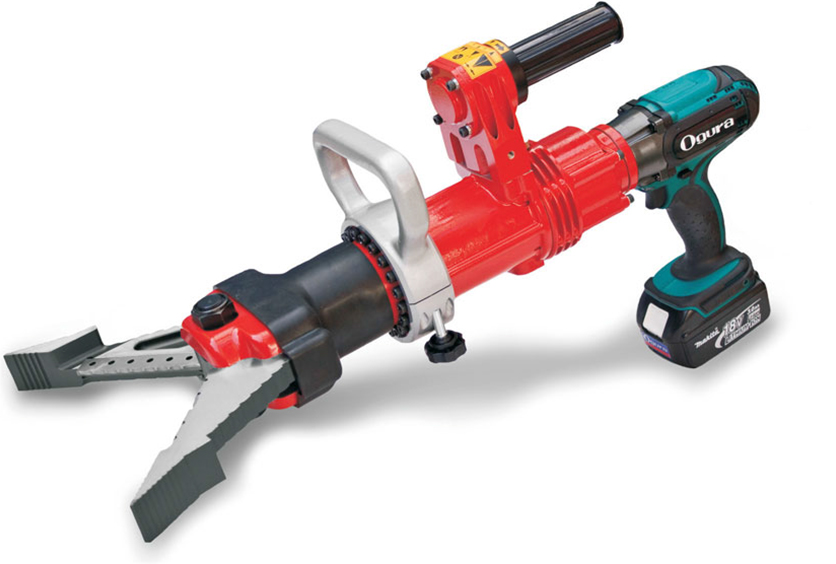 OGURA Battery Powered Hydraulic Tools