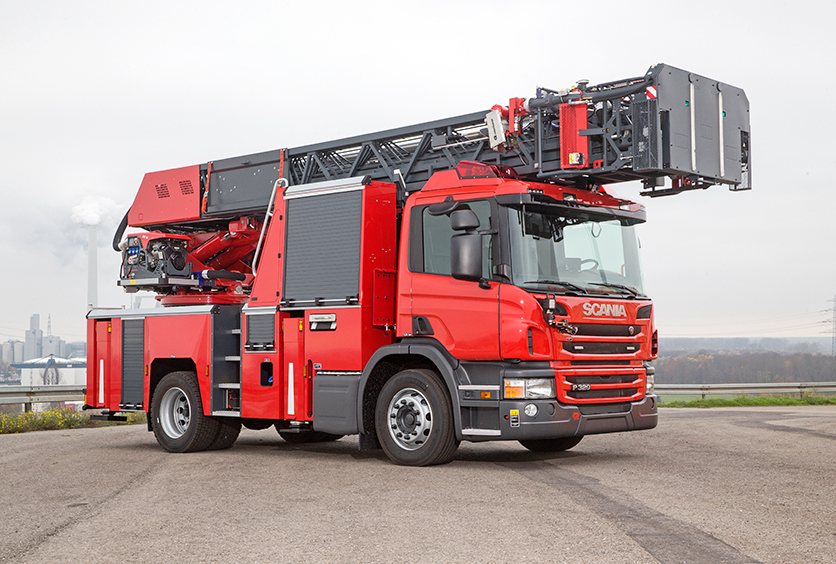 aerial-ledder-fire-fighting-vehicles