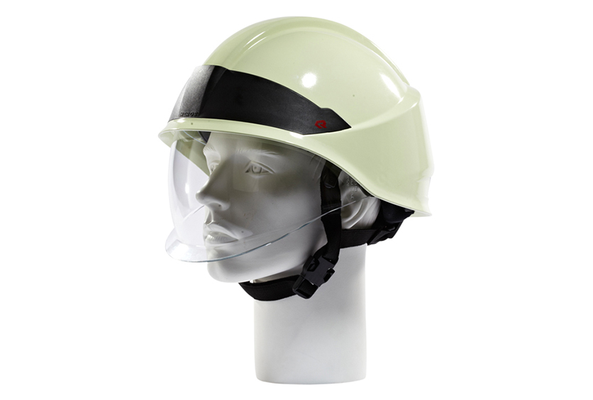 HEROS-smart Firefighting Helmet