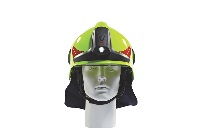 HEROS-titan Firefighting Helmets