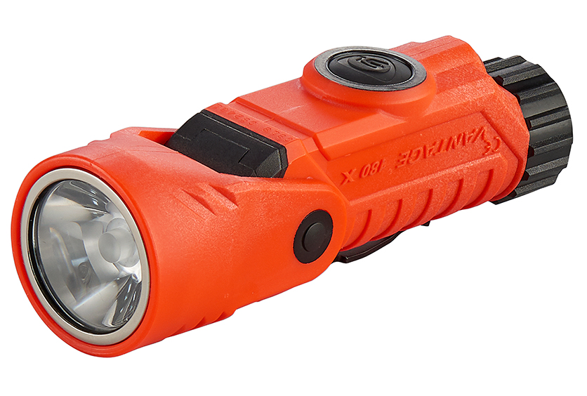 Streamlight Vantage 180X Multi-Function Helmet/Right-Angle Flashlight